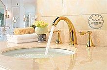 Kitchen Mixer Sink Tap Kitchen Faucet Three-Hole