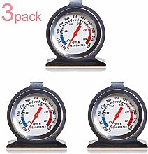 Kitchen Oven Thermometer Stainless Steel Cooking