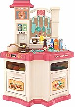 Kitchen Play Set with Accessories- Mini Kitchen
