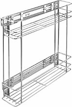 Kitchen pull-out basket pull-out base cabinet