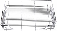 Kitchen Pull-Out Basket Sliver Stainless Steel
