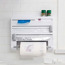 Kitchen Roll Dispenser Foil Cutter for Smooth