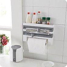 Kitchen Roll Dispenser, Wall Mounted Kitchen