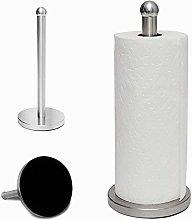 Kitchen Roll Holder Stand,Stainless Steel