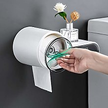 Kitchen Roll Holder Waterproof Toilet Paper Holder