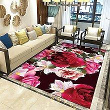 Kitchen Rug Area Rugs For Living Room Flower