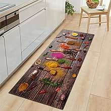 Kitchen Rugs and Mats, 7MM Thick Color Kitchen