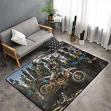 Kitchen Rugs, Floor Mat Doormats Shaggy Rugs, Baby
