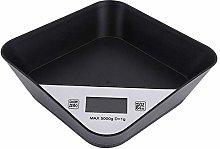 Kitchen Scale Digital LCD Display Measuring Food