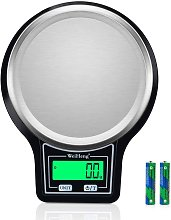 Kitchen Scale with LCD Display High Precision