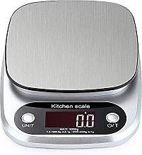 Kitchen Scales 10Kg/1G Lcd Electronic Kitchen