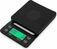 Kitchen Scales 5kg/0.1g LCD Digital Weight Coffee