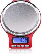 Kitchen Scales Lcd Screen Stainless Steel Food