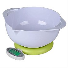 Kitchen Scales Practical 5 Kg / 1 G Lcd Display