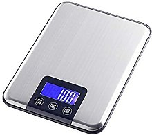 Kitchen Scales Touch Button Portable Digital Scale
