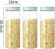 Kitchen Sealed jar, Plastic Home Kitchen Spice