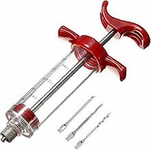Kitchen Seasoning Injector Meat Injector Plastic