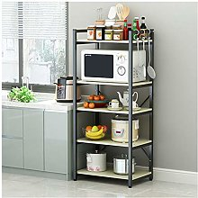 Kitchen Shelf Floor Multi-layer Oven Rack