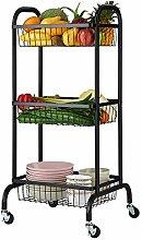 Kitchen shelf metal wire mesh shelf stand shelf