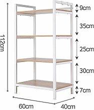 Kitchen Shelves Shelf Shelving Storage Unit Metal