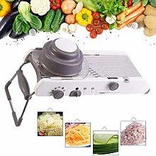 Kitchen Slicer, Folding Handle Desktop Vegetable