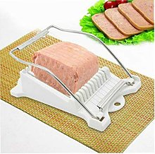 Kitchen Stainless Steel Meat Slicer Eggs Soft Food