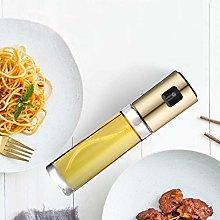 Kitchen Stainless Steel Olive Oil Bottle, Pump,