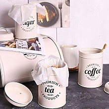 Kitchen Storage Containers 3Pcs/Set Coffee Tea