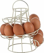 Kitchen Storage Egg Holder Egg Display Rack Space
