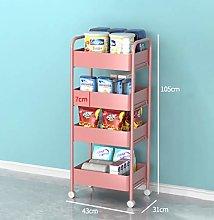 Kitchen Storage Trolleys Pantry Organizers and