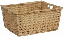 Kitchen Storage Wicker Large Basket Brambly Cottage