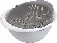 Kitchen Strainer Rice Washing Colander Baskets