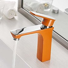 Kitchen tap Basin Faucet Cold and Hot Green Water