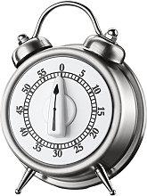 Kitchen Timer 55min Countdown Mechanical Timer No