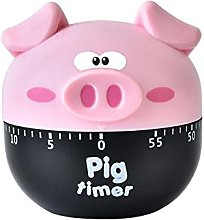 Kitchen timer, Cartoon Pig Shaped Kitchen