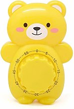 Kitchen Timer Creative Cute Bear Mechanical