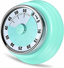 Kitchen Timer,LAOPAO 1 Hour Mechanical Magnetic