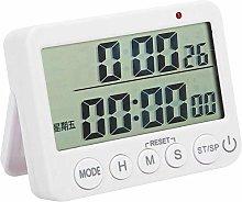 Kitchen Timer, LED Display Digital Time Reminder