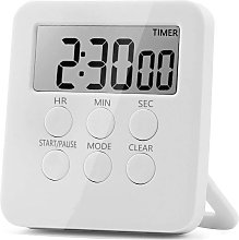 Kitchen timer Magnetic digital timer and stopwatch