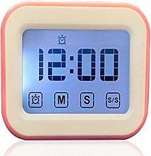 Kitchen Timer, Magnetic LED Digital Display Timer,