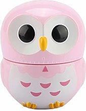 Kitchen Timer, MAGT Portable Cute Owl Shape