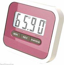 Kitchen Timer Practical Digital LCD Home