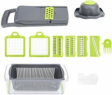 Kitchen Tools Carrot Grater Multifunction Dicer