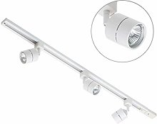Kitchen Track Light Kit with Soho GU10 Fixture &