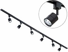 Kitchen Track Light Kit with Soho GU10 Spotlight