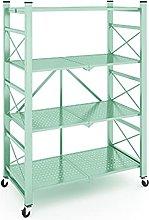 Kitchen Trolley Installation-free Storage Shelf