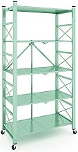 Kitchen Trolley Multi-layer Storage Shelf With