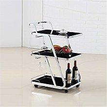 Kitchen Trolley Organiser,wine Cart, Hotel Wine