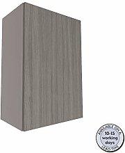 Kitchen Wall Unit Cabinet Slab Driftwood (Egger