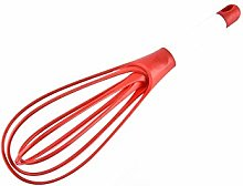 Kitchen Whisk Bake Tool Agitator Silicone Rotary